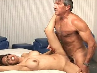 Daddy enjoying sex with young widely applicable