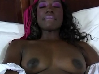 Courtney Williams Boned by White Stud