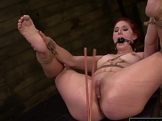 Bound Degradation For Teen Rose Red Tyrell