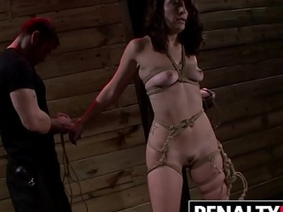 BDSM Indignity For Teen Marley Blaze