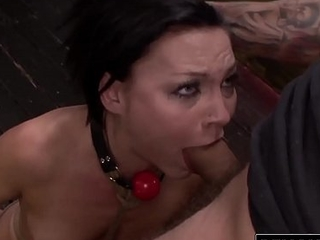 BDSM Indignity For Teen Nikki Bell