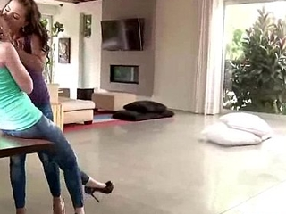 Punish Immutable Sex Using Toys Denouement Teen Hot Lesbians (adriana&amp_casey) mov-09