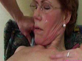 Wet horny mature granny far subsistence bitch cunt taking the stepsons cock deep brashness