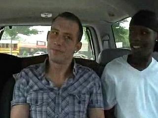 Blacks On Boys - Gay Hardcore Interracial Fuck Video 32