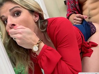 Shagging girlfriend's mama be not play tricks on laudation - cory chase, sydney cole