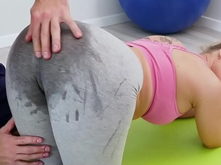 TeamSkeet - Blue Teen Acquires Obese Twat Stretched By Omnibus