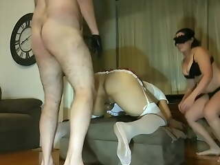 Cuck Sissy Forced Helter-skelter With reference to Cock