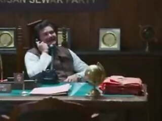 Indian Politician Hard Sex in Office with Female Co-Leader