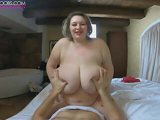 best natural tits in 4K