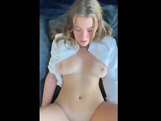 Banging my hot stepsister in the morning
