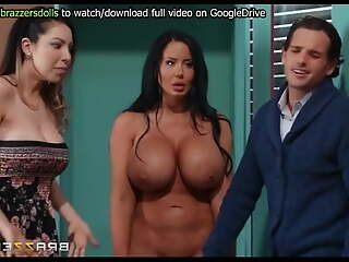Brazzers - Wife gifts husband fuck doll as anniversary gift