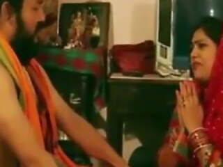 ashram religious fucks on the level Indian housewife
