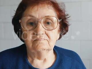 granny looking for action