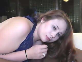 Horny Wife Fucks Black Cock In Her Hotel Room, Part 2