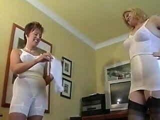 Mature forth Underwear