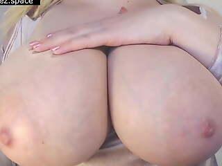 boastfully natural melons milky boobs fetish