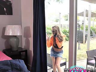 Prankin & Bangin My Heavy Titty Snobby Step-Sis - Jeanie Marie