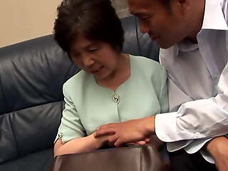 Another Japanese Granny