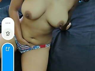 Desi beautiful sexy Bengali girl, striptease