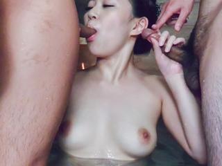 Incomparable trinity for cock postulated Miu Kimura