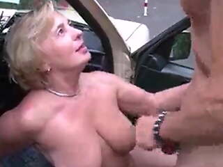 STUNNING Column 25 (sex in the car)