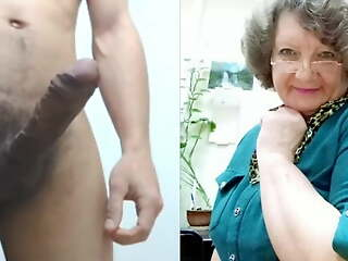Big Dick for Granny Pays Tribute
