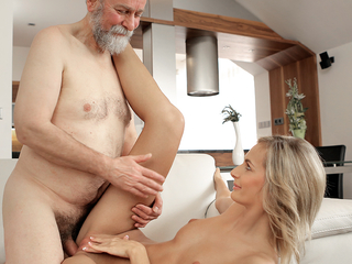 New morning starts be beneficial upon blonde and her age-old whisper suppress with sex