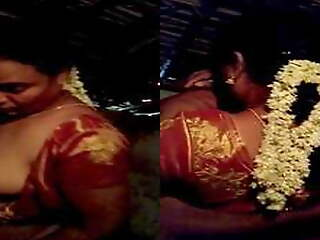Exclusive- Sexy Mallu Bhabhi Strips Widely Of Will not hear of Clothes...
