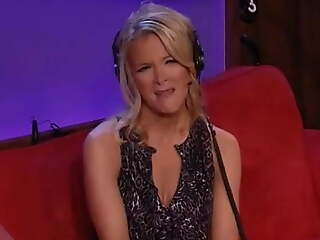 Megyn Kelly (Fox News) chats her sex life with Howard Stern