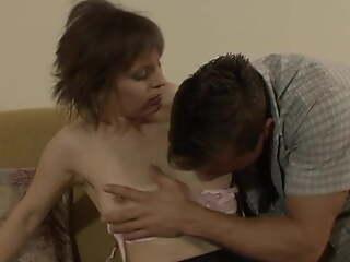Puristic female parent Magda
