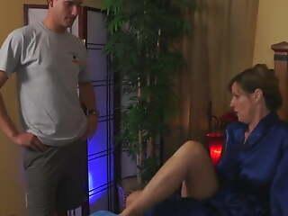 ROLEPLAY - Mom Fucks Perverted Son