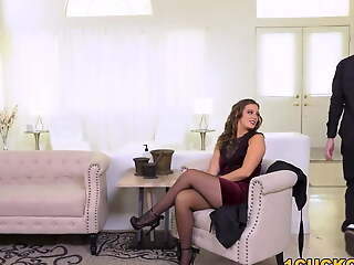 Febby Twigs Survives Hard BBC Distress - Cuckold Sessions