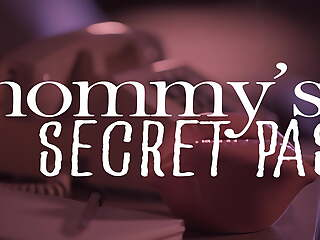 Mommy's Secret Past starring Kit Mercer