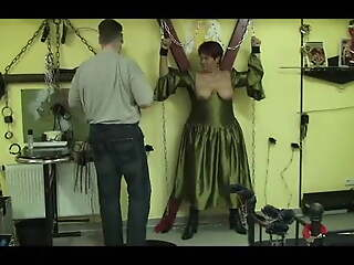 A special dress