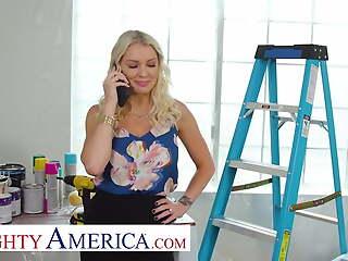 Unruly America - Kenzie Taylor fucks her friend's husband