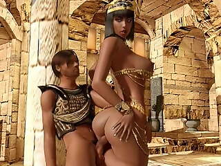 cleopatra & Marcantonio