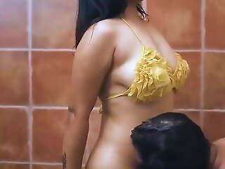 Indian Hot Bathroom sex