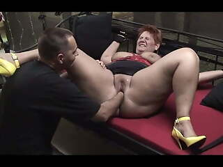 Bound and fisted