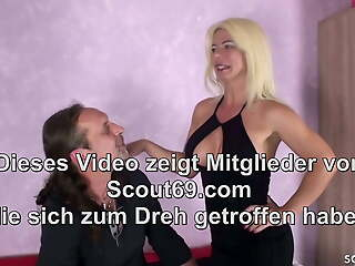 German Nympho Mom Has Cheat Anal Fuck with Neighbor with Huge Cock