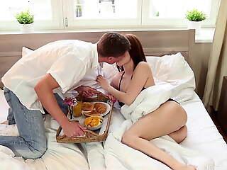 Breakfast In Bed for Antonia Sainz