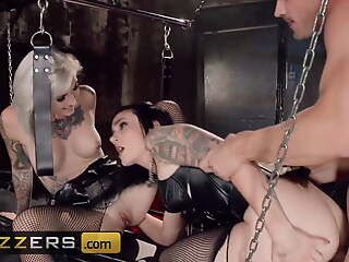 Brazzers, Sexy Compilation With Perverted Bored Housewives