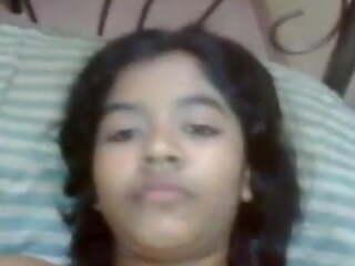 Desi girl around a cute pussy