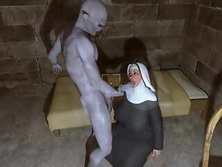 The Nun Blackadder