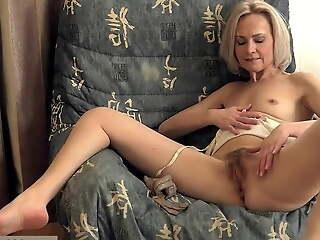Anna Maksimova aka Artemia strips and shows masturbates,  p1