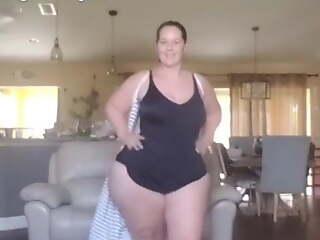 Culona bbw vir booty