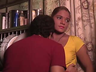 hot Indian wife compromised for money