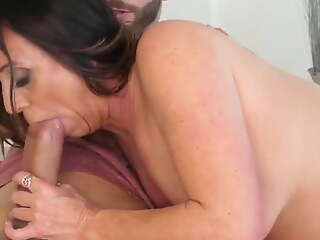Mature Latin 47yo Has Anal With Cum in Ass