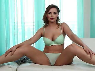 Beautiful wife has casting sex