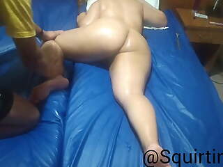 massage to squirt #2