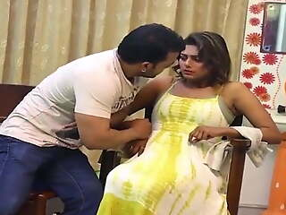 Indian Girl Fucked in front of her Brother
